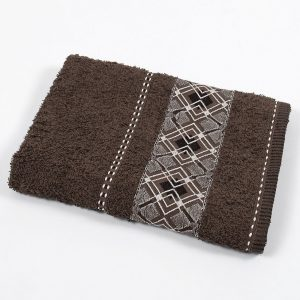купить Полотенце махровое Binnur - Vip Cotton 07 brown