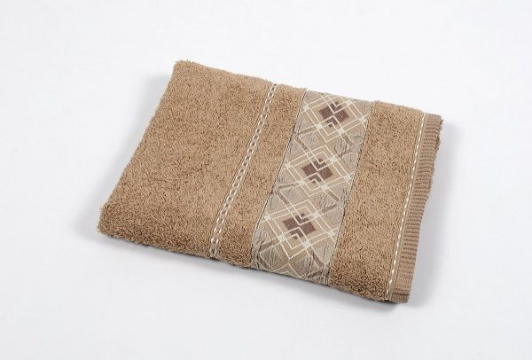 купить Полотенце махровое Binnur - Vip Cotton 07 cofe