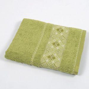 купить Полотенце махровое Binnur - Vip Cotton 07 green