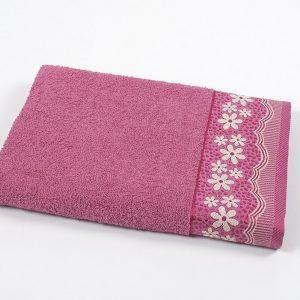 купить Полотенце махровое Binnur - Vip Cotton 11 pink