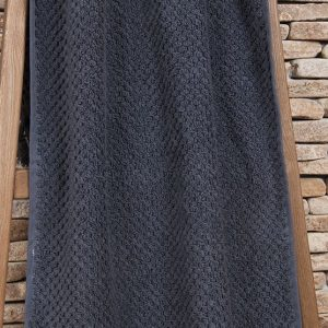 купить Полотенце махровое Buldans - Cakil Antrasit 50x90