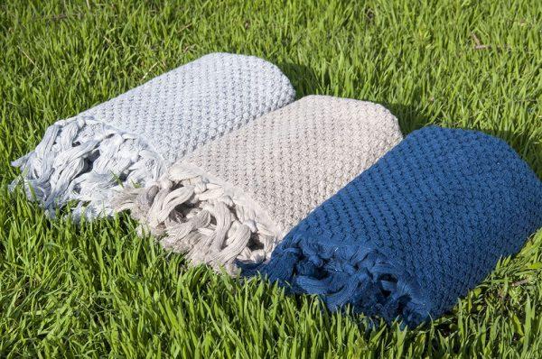 купить Полотенце махровое Buldans - Cakil Grey 50x90