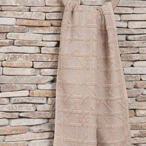купить Полотенце махровое Buldans - Selcuk Beige 50x90