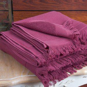 купить Полотенце махровое Buldans - Siena Sour Cherry