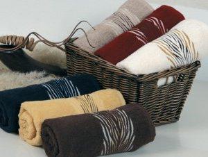 Полотенце махровое Cestepe – Зебрa cotton 70×140