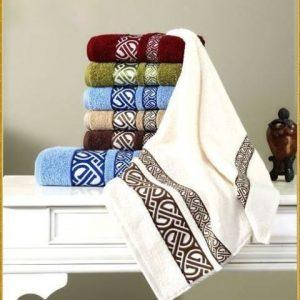 купить Полотенце махровое Cestepe - Vakko cotton 50x90