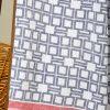купить Полотенце Barine Pestemal - Levent Navy 90x160 41661