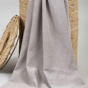 Полотенце Barine Pestemal – Stone Mink 85×160