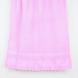 купить Полотенце Barine Pestemal - Stone Pink 85x160