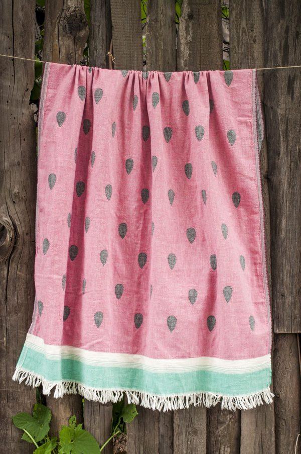 купить Полотенце Barine Pestemal - Watermelon 90x160