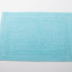 Полотенце Lotus Отель – для ног Бирюзовый 50×70