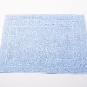 Полотенце Lotus Отель – для ног Голубой 50×70