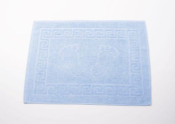 купить Полотенце Lotus Отель - для ног Голубой 50x70