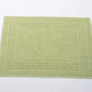 Полотенце Lotus Отель – для ног Зеленый 50×70