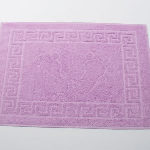 Полотенце Lotus Отель – для ног Лиловый 50×70