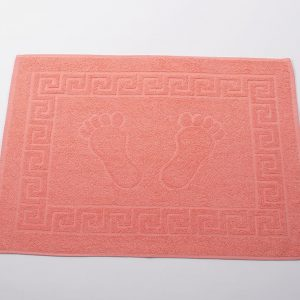 Полотенце Lotus Отель – для ног Оранжевый 50×70