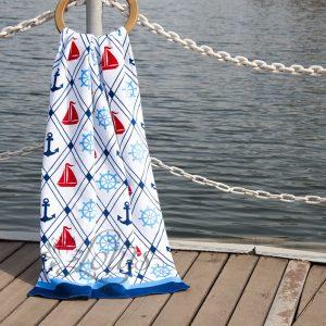 купить Полотенце Lotus пляжное - Anchorage 75x150