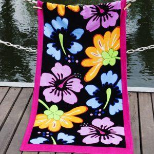 Полотенце Lotus пляжное – Grace 75×150