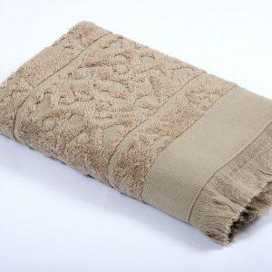 купить Полотенце TAC Royal Bamboo Jacquard - S. Kahve