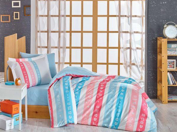 купить Постельное Белье Hobby Poplin Sweet Dreams 160x220