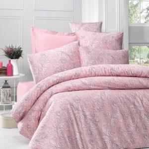 Постельное Белье Victoria Sateen Verano Розовый 200×220