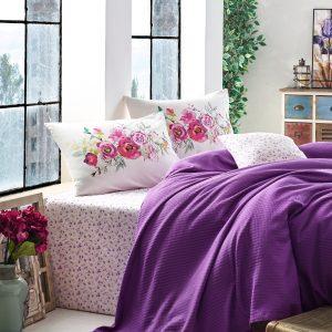 Постельное белье Пике Cotton Box Viola 220×230