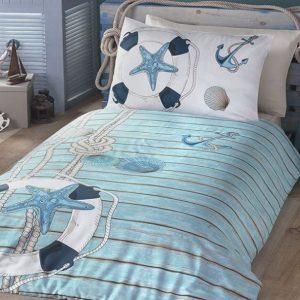 купить Постельное белье Ранфорс First Сhoice Sea 160x220