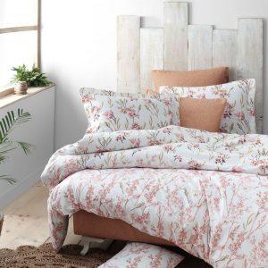 Постельное белье ТМ Lighthouse Бязь Голд Orchid pink 200×220