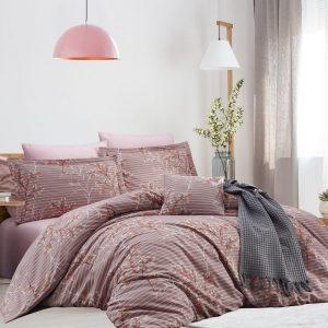 Постельное белье ТМ Lighthouse Бязь Голд Trendy pink 200×220