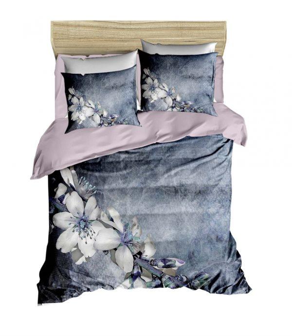 купить Постельное белье ТМ Lighthouse Ранфорс 3D Spring Blossom 200x220
