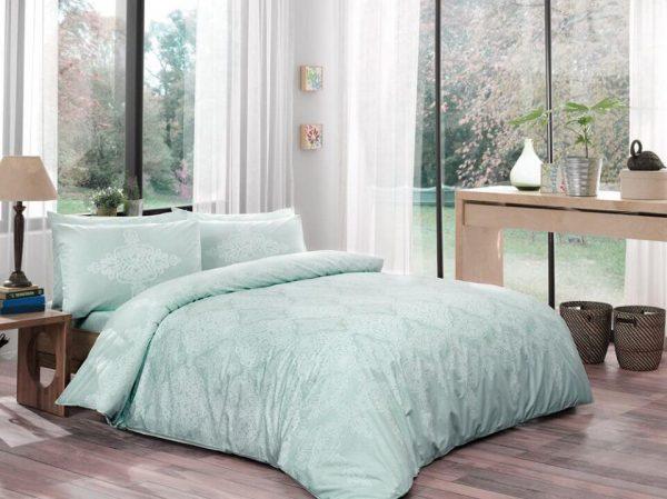 купить Постельное белье ТМ TAC Blanche Mint 160x220 (2 шт)