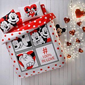 Постельное белье ТМ TAC Disney M&M Dotty 200×220