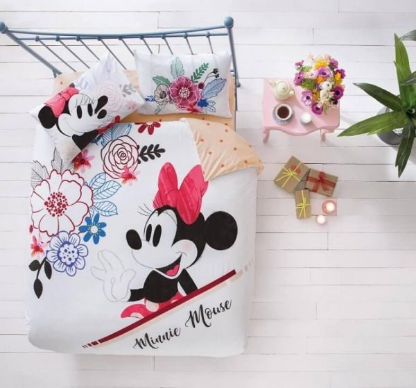 купить Постельное белье ТМ TAC Disney M&M Watercolor 200x220