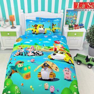 купить Постельное белье для детей La Scala KF-05 110x140