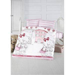 купить Постельное белье для младенцев Arya Love 100x150