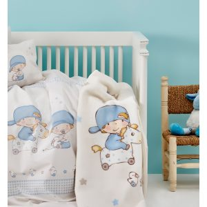 Постельное белье для младенцев Karaca Home – Baby Boys 2017-1 100×150