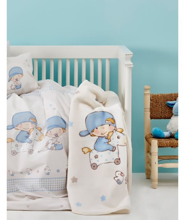 купить Постельное белье для младенцев Karaca Home - Baby Boys 2017-1 100x150