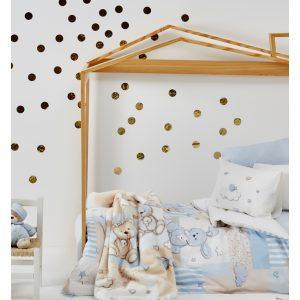Постельное белье для младенцев Karaca Home – Honey Bunny 2017-1 100×150
