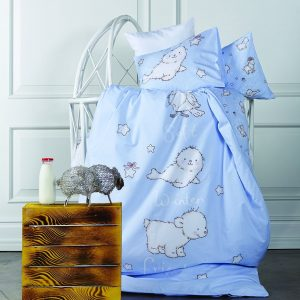 Постельное белье для младенцев Karaca Home – Pretty 100×150