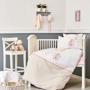 Постельное белье для младенцев Karaca Home – Pretty 2018-1 100×150