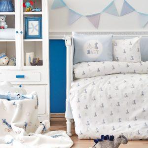 Постельное белье для младенцев Karaca Home – Tospa 2018-1 100×150