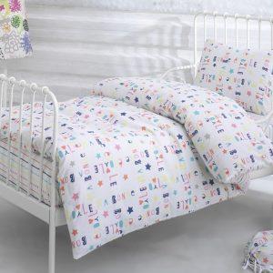 Постельное белье для младенцев Marie Claire – Sweet multi 100×150