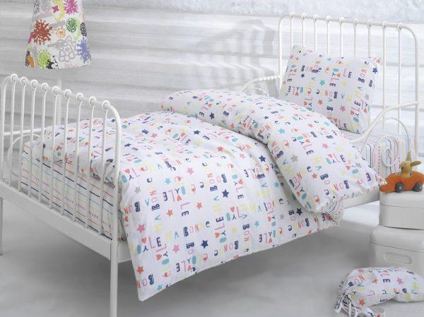 купить Постельное белье для младенцев Marie Claire - Sweet multi 100x150