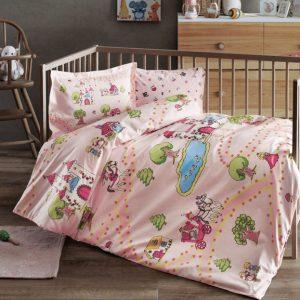 Постельное белье для младенцев TAC Disney – Princess pembe розовый 100×150