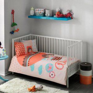 Постельное белье для новорожденных ТМ TAC Dora Baby 100×150