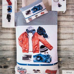 купить Постельное белье для подростков Deco Bianca 3d Style 160x220