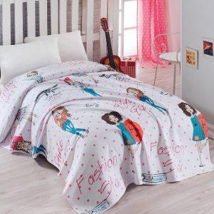 купить Постельное белье для подростков Eponj Home Pike - FashionGirl Pembe 160x235