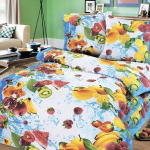 купить Постельное белье для подростков Kidsdreams 150 - Фруктовый микс 145x210