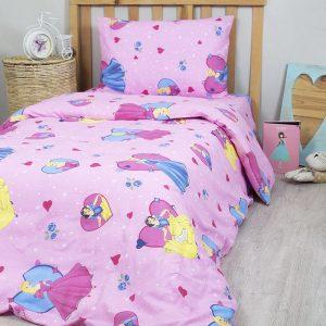 Постельное белье для подростков Lotus Young – Sweet Princess V1 145×210