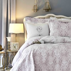 Постельное белье с покрывалом Karaca Home – Quatre delux murdum 2019-2 200×220